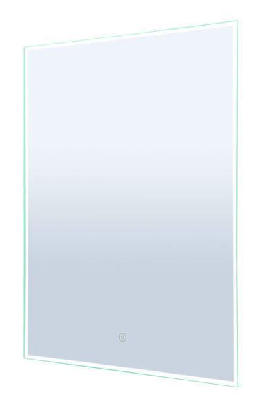 Image sur Miroir DEL